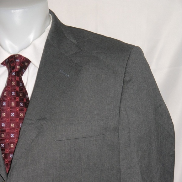 87f4a6db Hugo Boss Suits & Blazers | Selection Super 130 Suit 40 R 32 W ...